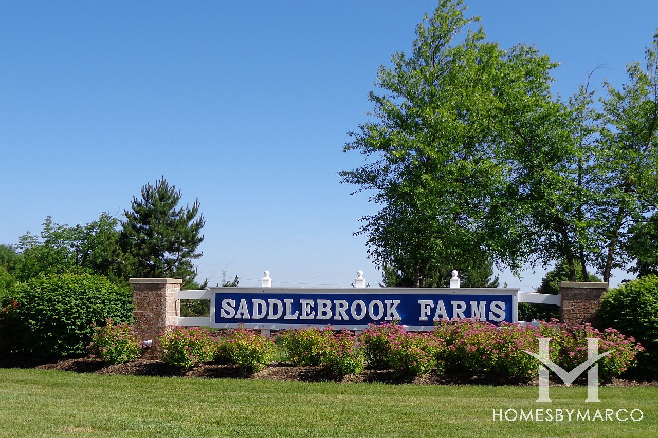 Saddlebrook Farms Active Adult Community 55 In Grayslake Illinois Homes For Sale Homes By Marco