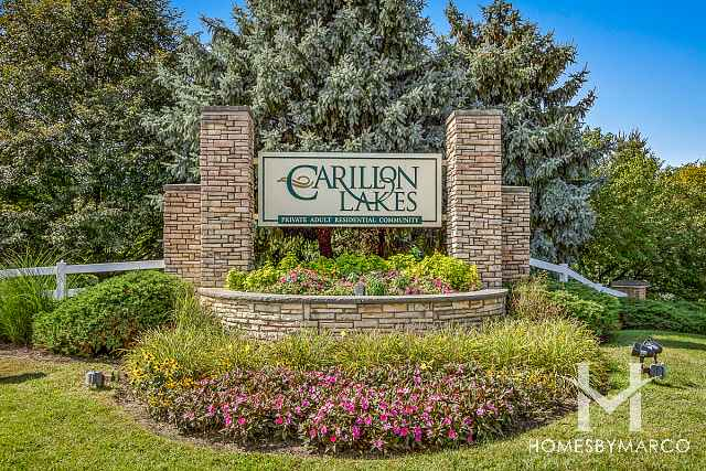 Carillon Lakes, Active Adult Community 55+, in Crest Hill